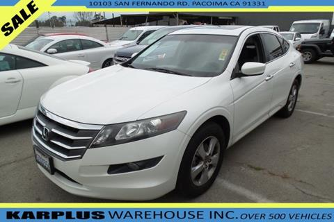 2012 Honda Crosstour for sale in Pacoima, CA