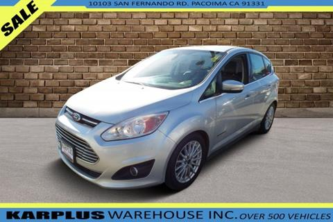 2015 Ford C-MAX Hybrid for sale in Pacoima, CA