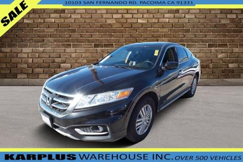 2014 Honda Crosstour for sale in Pacoima, CA