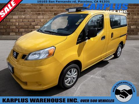 2014 Nissan NV200 for sale in Pacoima, CA