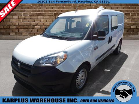2015 RAM ProMaster City Cargo for sale in Pacoima, CA