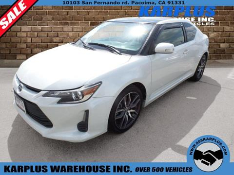 2015 Scion TC For Sale In Pacoima, CA