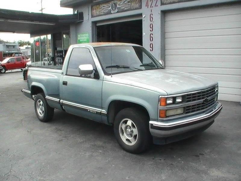 1988 Chevrolet C K 1500 Series For Sale In Bonner Springs Ks
