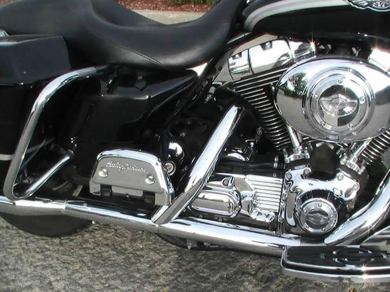 2003 Harley Davidson Road King Flhri In Bonner Springs Ks Midwest Motors 215 Inc