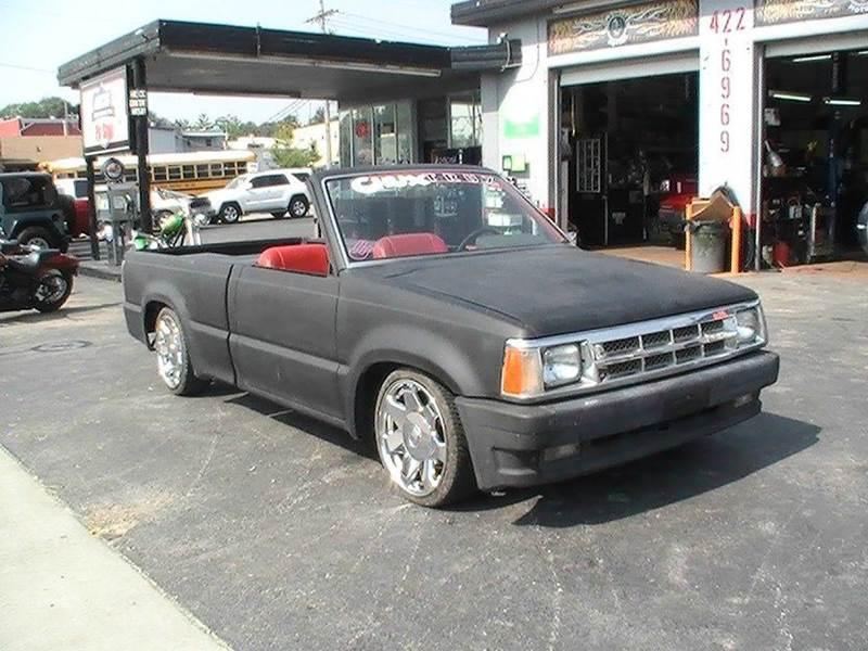 1989 Mazda B Series Truck Bonner Springs Ks