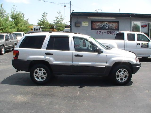 Used 2003 Jeep Grand Cherokee Laredo 4wd 4dr Suv In Bonner Springs Ks At Midwest Motors