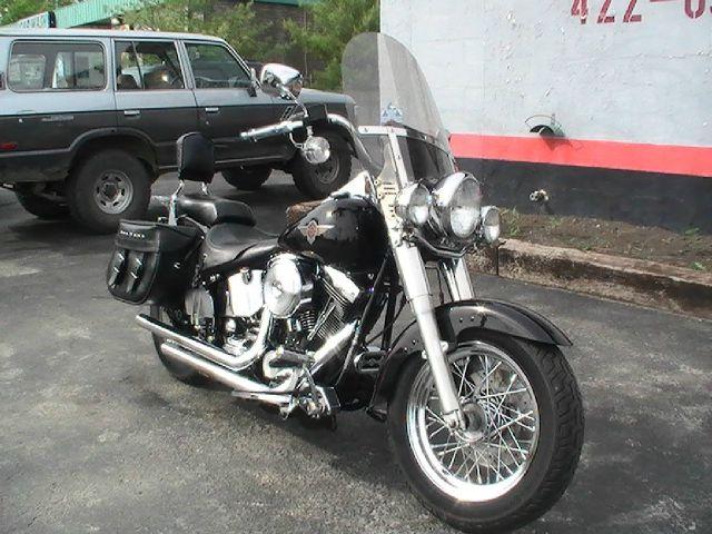 1999 Harley Davidson Fatboy Flstf In Bonner Springs Basehor Bonner Springs Midwest Motors 215 Inc