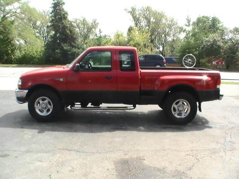 2000 Ford Ranger Xlt 2dr 4wd Extended Cab Stepside Sb In Bonner Springs Ks Midwest Motors 215 Inc