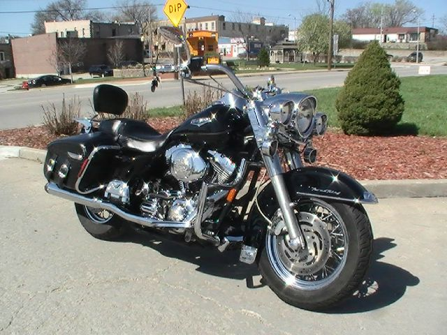 2005 Harley Davidson Road King Flhrci Bonner Springs Ks