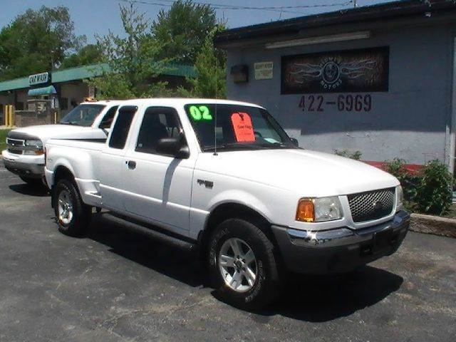 2002 Ford Ranger Xlt 4dr Supercab 4wd Styleside Sb In Bonner Springs Basehor Bonner Springs