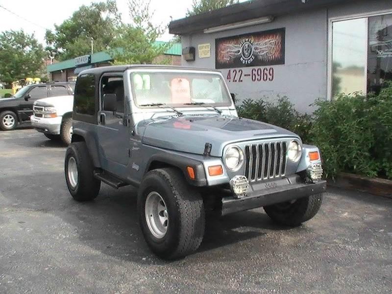 1997 Jeep Wrangler Sport 2dr 4wd Suv In Bonner Springs Ks Midwest Motors 215 Inc