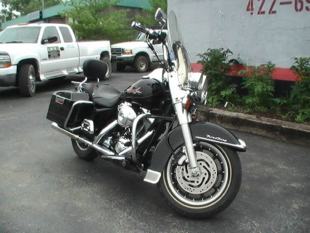 2002 Harley Davidson Road King Flhr In Bonner Springs Basehor Bonner Springs Midwest Motors 215 Inc
