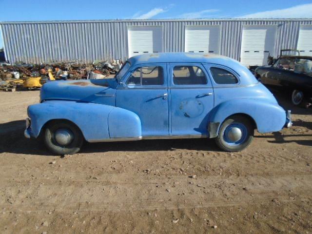 1948 Chevrolet Master Deluxe