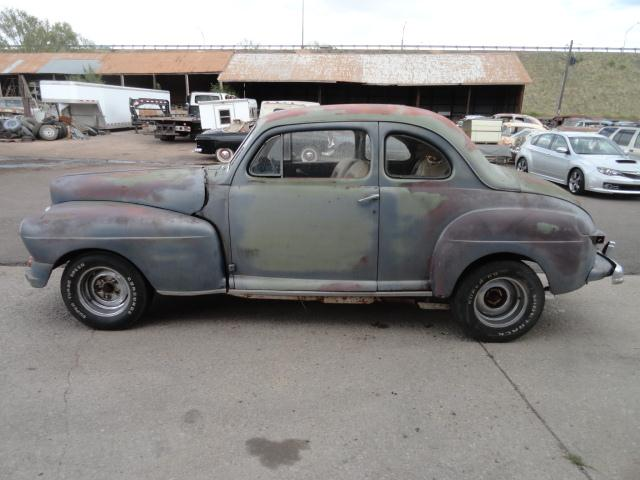 1947 Mercury Coupe  - Colorado Springs CO