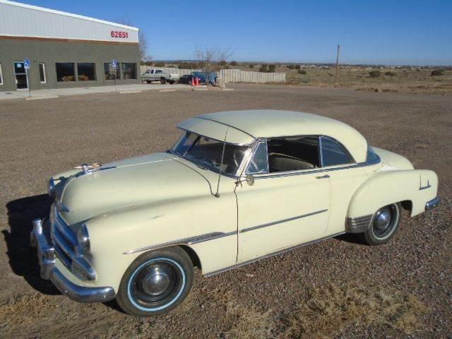 1951 Chevrolet Hardtop