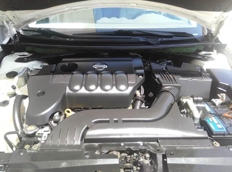 2007 Nissan Altima 2.5 S 4dr Sedan (2.5L I4 CVT) - Oxnard CA