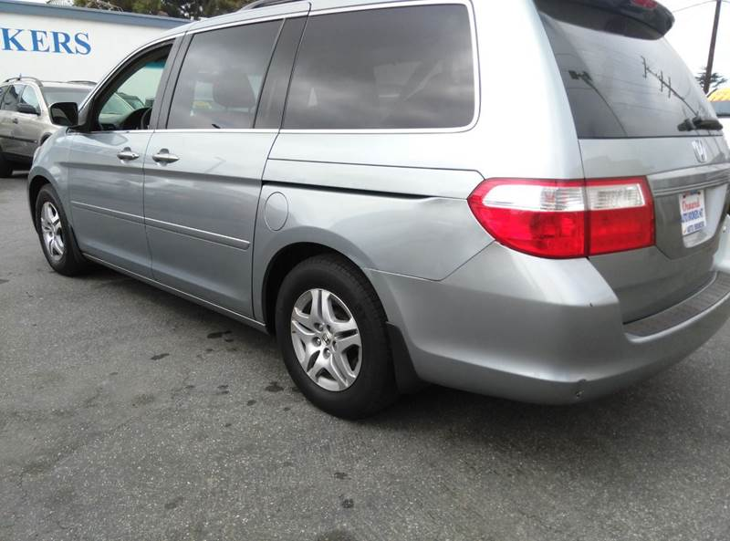 2005 Honda Odyssey 4dr EX-L Mini-Van w/Leather - Oxnard CA