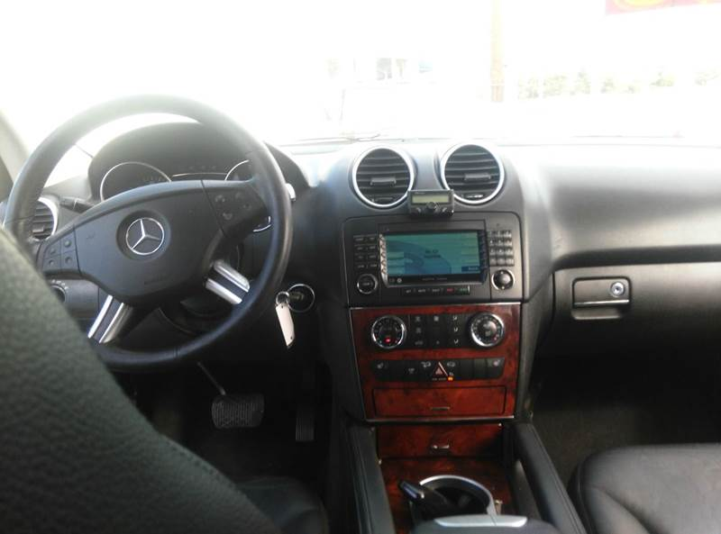 2006 Mercedes-Benz M-Class ML500 AWD 4MATIC 4dr SUV - Oxnard CA