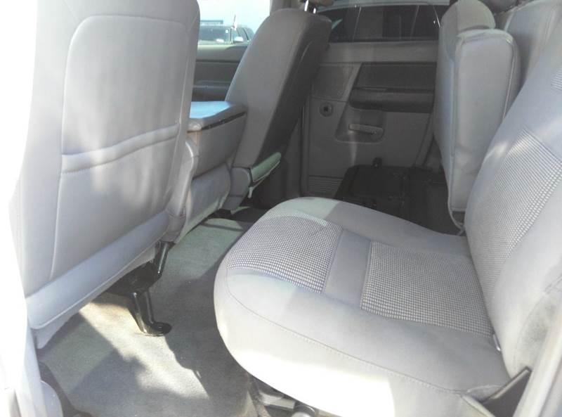 2006 Dodge Ram Pickup 1500 SLT 4dr Quad Cab LB - Oxnard CA