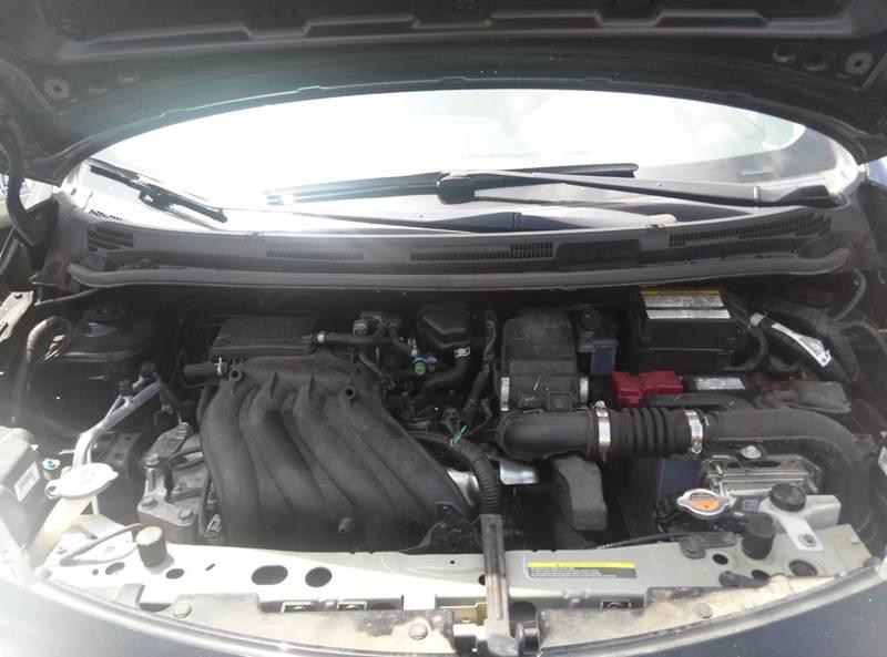 2014 Nissan Versa Note S Plus 4dr Hatchback - Oxnard CA