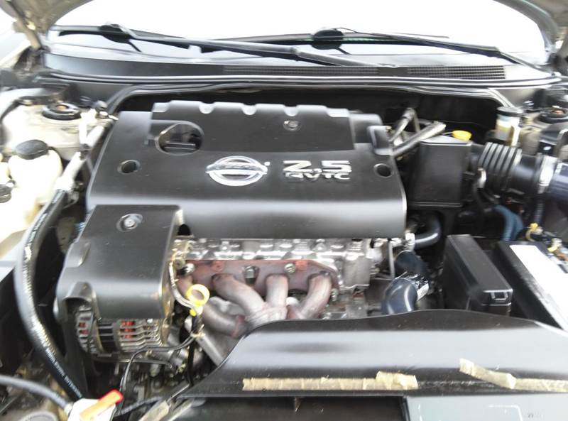 2005 Nissan Altima 2.5 S 4dr Sedan - Oxnard CA