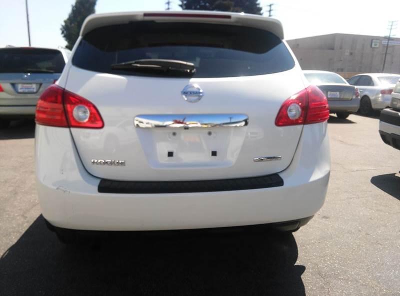 2012 Nissan Rogue SV 4dr Crossover - Oxnard CA