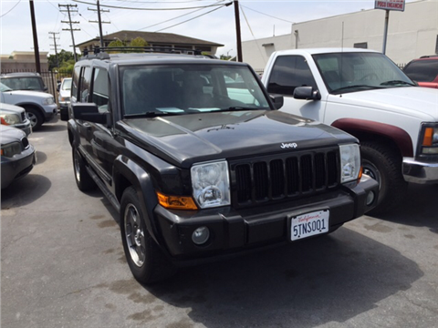 2006 Jeep Commander for sale in Oxnard, CA