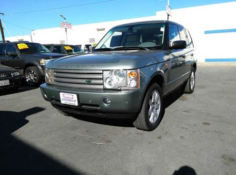 2005 Land Rover Range Rover for sale in Oxnard, CA