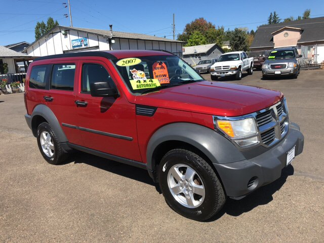 2007 Dodge Nitro 4wd Sxt 4dr Suv In Lafayette Or Freeborn Motor Corhfreebornmotors: 2007 Dodge Nitro Speaker Location At Gmaili.net
