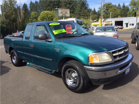 1998 Ford F-150 for sale in Lafayette,, OR