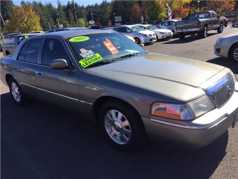 used 2003 mercury grand marquis for sale. Black Bedroom Furniture Sets. Home Design Ideas