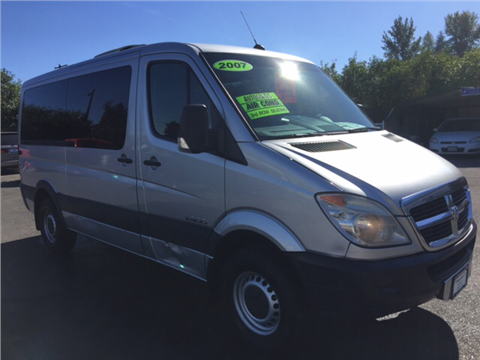 2007 Dodge Sprinter for sale in Lafayette,, OR