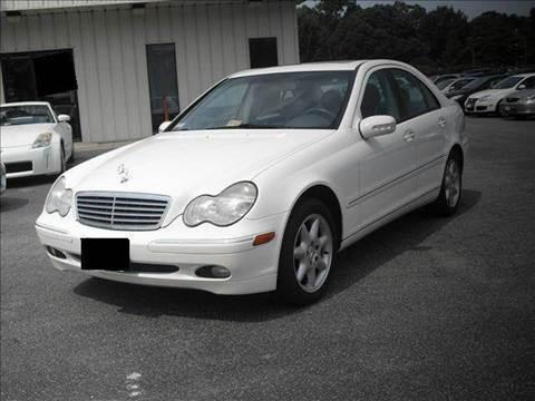 Mercedes benz c class for sale virginia beach va for Mercedes benz for sale in virginia