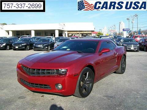 2011 chevrolet camaro for sale virginia beach va. Black Bedroom Furniture Sets. Home Design Ideas