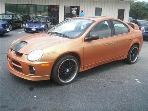2005 dodge neon srt 4 for sale. Black Bedroom Furniture Sets. Home Design Ideas