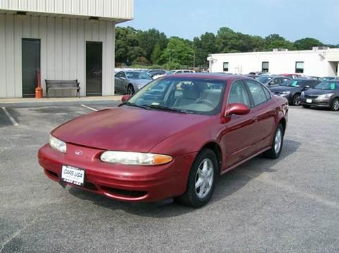 2001 Oldsmobile Alero for sale in Virginia Beach, VA