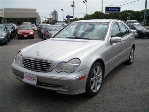 Mercedes benz c class for sale virginia beach va for Mercedes benz virginia beach