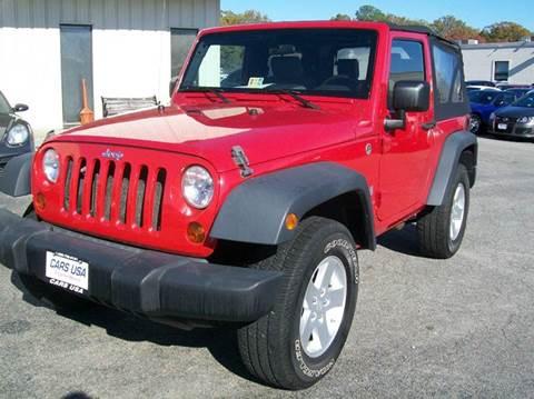 2008 jeep wrangler for sale virginia beach va. Black Bedroom Furniture Sets. Home Design Ideas
