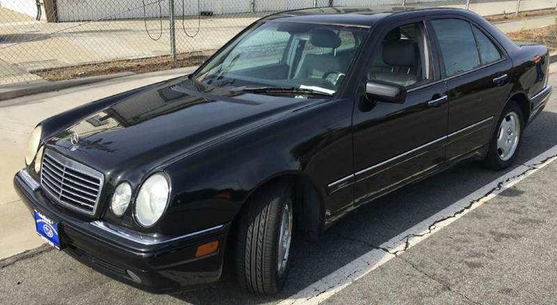 1999 mercedes benz e class e430 4dr sedan in fremont ca for Mercedes benz repair fremont ca
