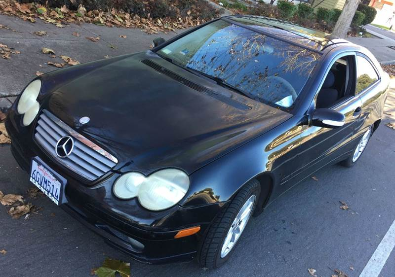 2002 mercedes benz c class c230 kompressor 2dr hatchback for Mercedes benz repair fremont ca