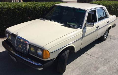 1983 Mercedes-Benz 300-Class for sale in Fremont, CA