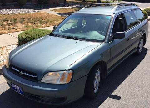 2001 Subaru Legacy for sale in Fremont, CA