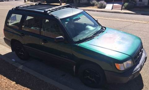 1998 Subaru Forester for sale in Fremont, CA