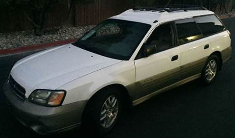 2001 Subaru Outback for sale in Fremont, CA