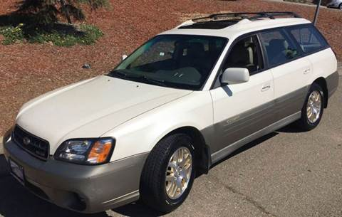 2003 Subaru Outback for sale in Fremont, CA