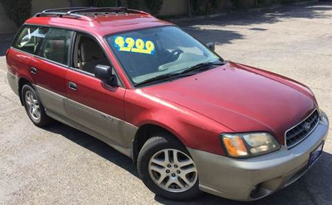 2004 Subaru Outback for sale in Fremont, CA