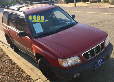 2001 Subaru Forester for sale in Fremont, CA