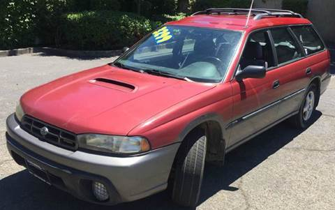 1997 Subaru Legacy for sale in Fremont, CA
