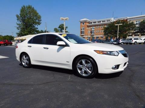 2011 Acura TSX for sale in Fishers, IN