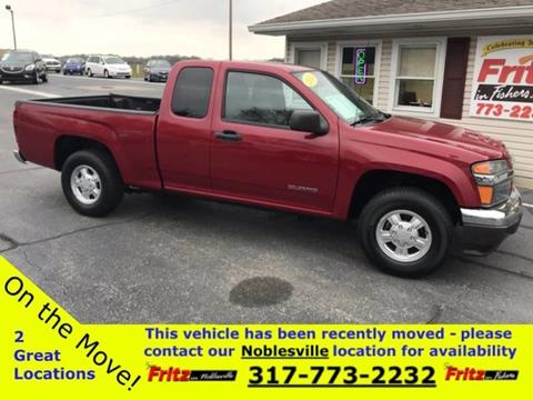 2004 Chevrolet Colorado for sale in Fishers, IN